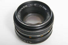 Auto Chinon 55mm f1.7 Lens M42 Screw Mount
