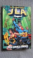 Justice League of America JLA New World Order Graphic Novel