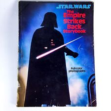 Star Wars The Empire Strikes Back Story Book with Full Color Photographs