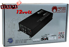 RE Audio SA 50.4 *Mini* Class D 4-Ch Digital Full Range Amp 600W Dynamic Power