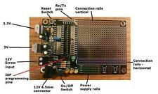 RKAT28 Prototype PCB for Arduino & ATMEL ATMega328p ATMega168p Self Build Kit