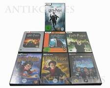 Harry Potter recopilación 1 & 2 & 3 & 4 & 5 & 6 & 7.1 Azkaban Phönix cáliz PC