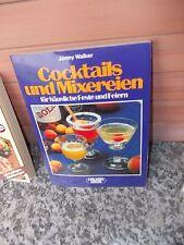 Cocktails und Mixereien, von Jonny Walker
