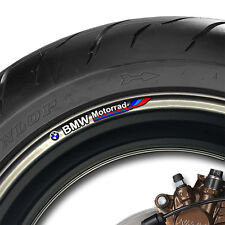 12 x BMW Motorrad WHEEL RIM STICKERS - xr 1200 GS  ADVENTURE