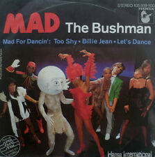 "7"" 1983 PARTY KULT VG++ ! MAD : The Bushman - Medley"