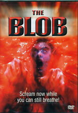 """THE BLOB"" DVD Movie Horror Suspense Scary Thriller Remake Classic 2001 *NEW*"