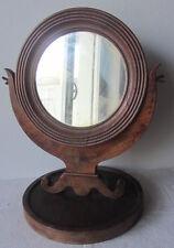 Antico specchio da barbiere / art deco /Anni '30 - da appoggio