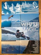 White Magic (Kinoplakat/Filmplakat '94) - Willy Bogner / Schnee / Ski