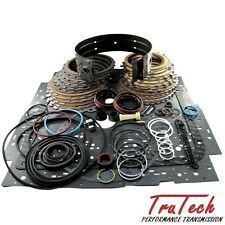 Trutech Stock Plus 4L60E transmission rebuild kit improved 3-4 clutch 1993-2003