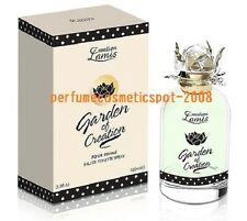 GARDEN OF CREATION LAMIS POUR FEMME FOR WOMEN 3.3 OZ 100 ML EAU DE PARFUM SPRAY