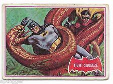 1966 Batman Red Bat (24A) Tight Squeeze - Good