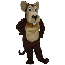 Cartoon Mouse Professional Quality Mascot Costume Adult Size