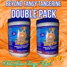 BEYOND TANGY TANGERINE 1.0 - FREE SHIPPING (DOUBLE PACK) - Dr.Wallach Youngevity