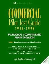 Commercial Pilot Test Guide 1996-1998: FAA Practical & Computer-Based Airmen Kno