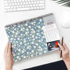 ICONIC - 2017 Comely Desk Monthly Planner Diary scheduler journal dated diary