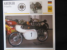 Card 1963 Kreidler 50 Grand Prix (Nederlands) (CC)