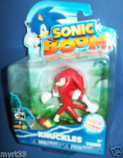SONIC the Hedgehog Figure NEW Knuckles Articulated Joints Sonic Boom 3