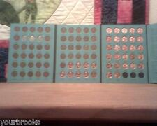 COMPLETE LINCOLN WHEAT 1941-1958 & MEMORIAL 1959-1974 P,D,S MINT CENT SET PENNY1