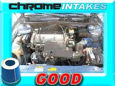 BLUE 97 98 99 00 01 02 03-05 GRAND AM/ALERO/MALIBU 2.2 2.2L/2.4 2.4L AIR INTAKE
