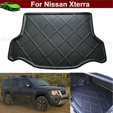 Car Mat Cargo Mat Trunk Liner Tray Floor Mat For Nissan Xterra 2009-2016 2017