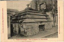 CPA PARIS 20e Regard des Bernages - Rue de Bagnoiet, Pre Saint-Gervais (254567)