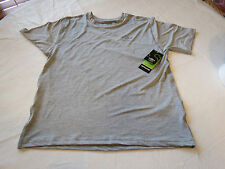 Umbro Motion Control UX-Training T shirt active Mens M11326N Steel grey hthr L