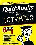 QuickBooks All-in-One Desk Reference For Dummies (For Dummies (Computers))