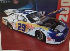 Kevin Harvick #29 America Online 1:24 Scale Goodwrench Limited Edition Action