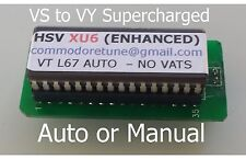"""VS to VY Holden Commodore L67 """"HSV XU6 ENHANCED"""" AFTERMARKET performance Memcal"""
