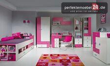 PM_KMC09 Kinder- Jugendzimmer komplett erweiterbar Bett Schrank Schreibtisch