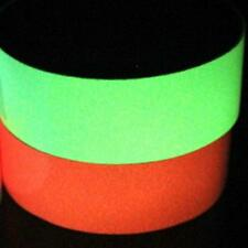 Luminous Tape Self-adhesive Glow In The Dark Safety Stage Home 2cm*5m.