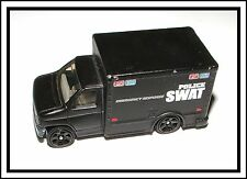 Matchbox: HO Scale _ 1998 _ SWAT _ Ford Box Truck _ ** Must See **