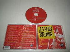 JAMES BROWN/BEST OF THE SEXMACHINE LIVE(SILVER STAR/SIS 1157-2)CD ALBUM