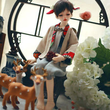 "【1/4 MSD】#MD02 ""China Flowers"" 5pcs/set Outfits/Lace/Clothes BJD SD"