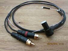 Cable de brazo de lectura del Plata Pura Linn ittok interno sondek SME