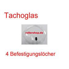 Tachoglas Piaggio Liberty, Vespa GT, GTS, 4 Löcher zur Befestigung