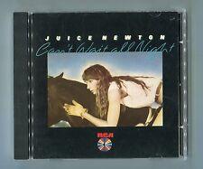 Juice Newton cd CAN'T WAIT ALL NIGHT © 1984 JAPAN Press RCA PD84995 10-track-CD