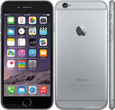 APPLE IPHONE 6 NERO 16GB SPACE GREY GRADO C + ACCESSORI e GARANZIA 12 MESI