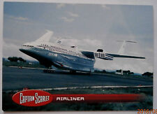 Captain scarlet-individuelle trading card #3, avion de ligne-invincible 2015