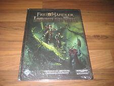 Warhammer 40K RPG Freihändler Lockruf der Weite 3 Abenteuer HC Ulisses Neu OVP