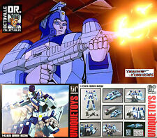 Transformers Masterpiece Unique toys MP Blurr aka Buzzing Brand new