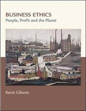 Business Ethics: People, Profits, and the Planet