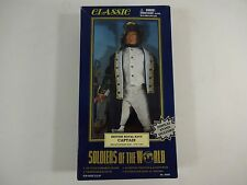 Soldiers of the World REVOLUTIONARY WAR BRITISH ROYAL NAVY CAPTAIN ACTION FIGURE