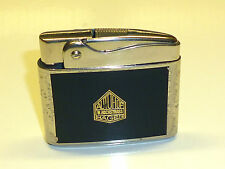 ROWENTA SNIP POCKET BLACK LACQUER LIGHTER WITH MOTIF/LOGO - 1954-1964 - GERMANY