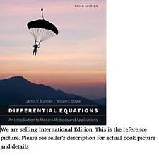 DIFFERENTIAL EQUATIONS - JAMES R. BRANNAN WILLIAM E. BOYCE