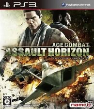 Used PS3 Ace Combat: Assault Horizon PLAYSTATION 3 SONY JAPAN JAPANESE IMPORT