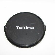 Used Tokina 72mm Lens front Cap Made in Japan B00523