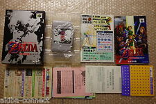 "Zelda Ocarina of Time ""Good Condition"" N64 Nintendo 64 Japan"
