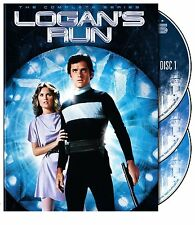 Logan's Run The Complete TV Series Season DVD Set Collection All Show Episode R1