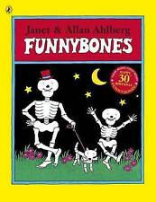 Funnybones (A Puffin Book) by Allan Ahlberg Paperback Bestseller The First Ever